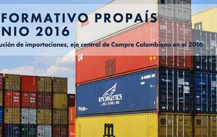 Biopravu en Informativo Propaís Junio 2016